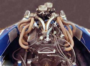 Twin Turbo Big Block Chevy Exhaust System