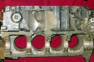 Aluminum Engine Block Repair