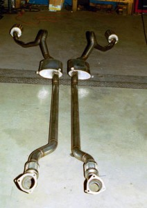 custom stainless steel exhaust systems