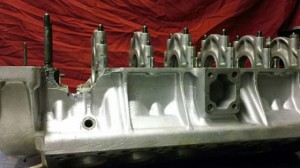 Damaged Ferrari Daytona Aluminum Engine Block
